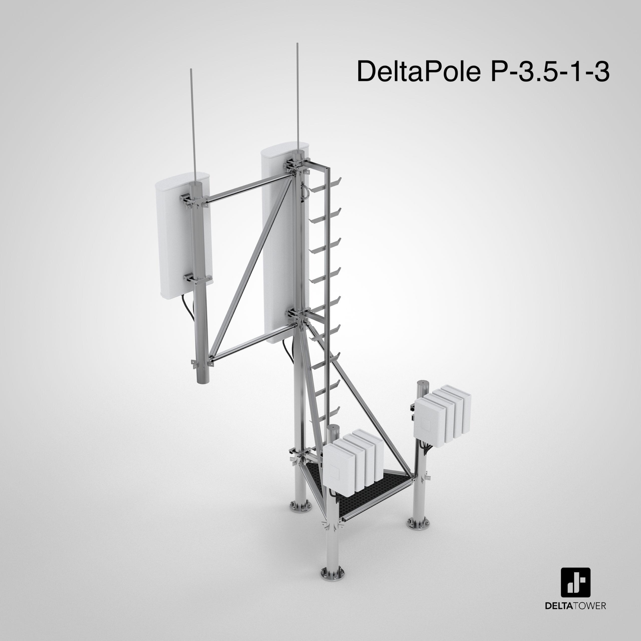 DeltaPole P-3.5-1-3